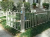 Custom Fence & Gate w Castings