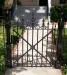 Re-purposed Antique Gate