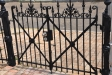 Re-worked Antique Gates