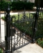 Re-purposed Antique Walk Gate