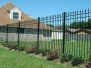Traditional Fence