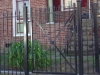5' Traditional walk gate w Locinox gate lock